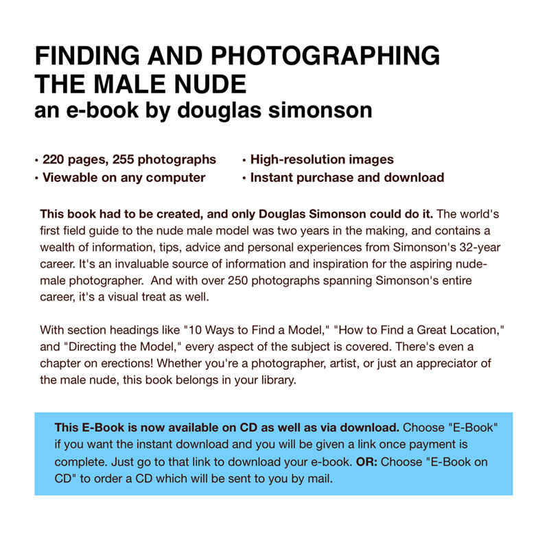 E-Book Finding And Photographing The Male Nude  The Art -5234