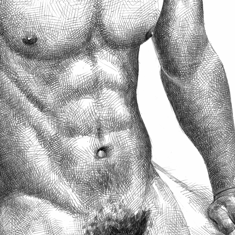 Male Nude Prints 46